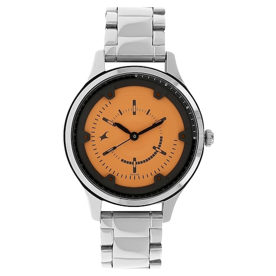 Buy Fastrack Analog Watch for Women NK6138SM02 Shop Online ... Fastrack Watches For Women New Arrivals