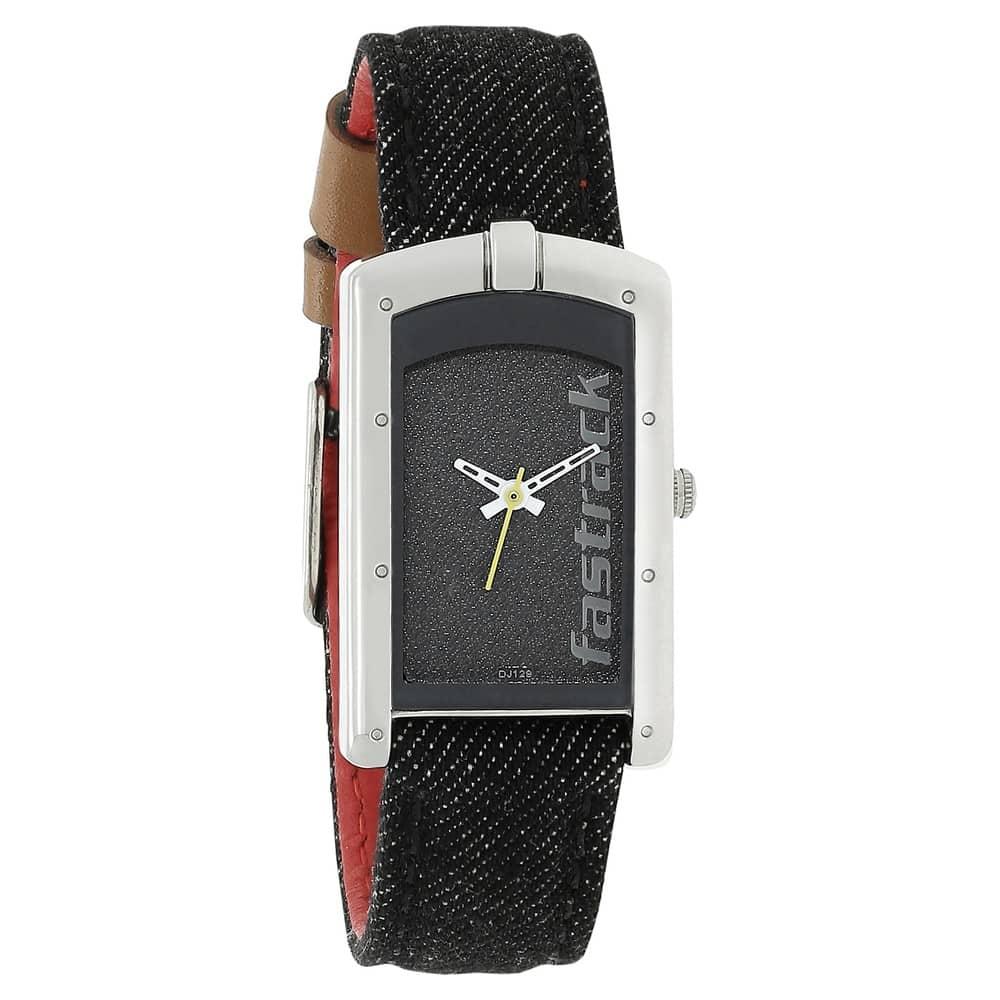 2e13b158161 Buy Fastrack NG38022PP07C Tees Unisex Analog Watch at Best Price   Tata CLiQ