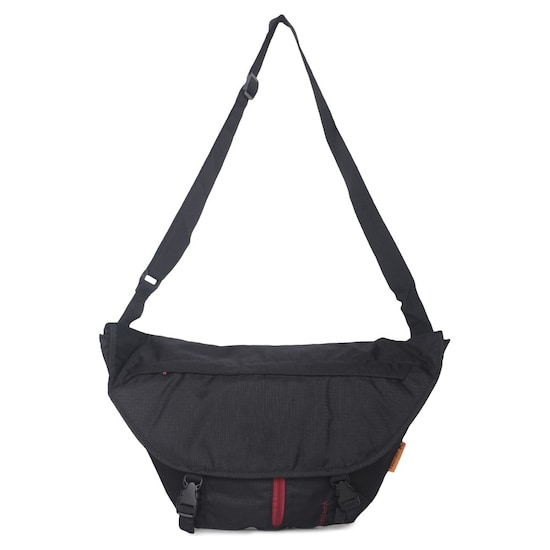 a95fcb4c0a70 Buy Fastrack Black Polyester Sling Bag for Girls A0304NBK01AA At Best Price  Online India   Fastrack.in
