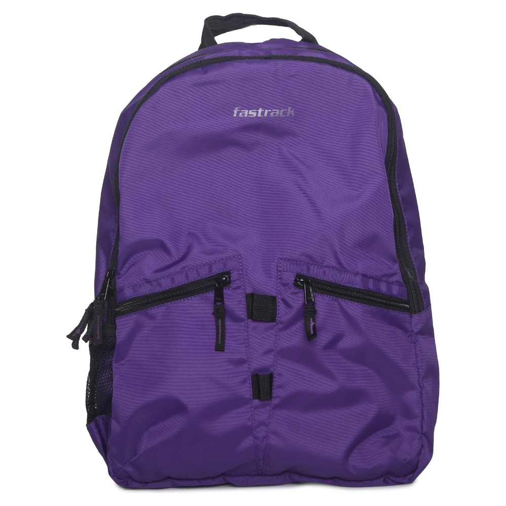 Fastrack Purple Bag for Men ID A0623NPR01 Buy Online ...