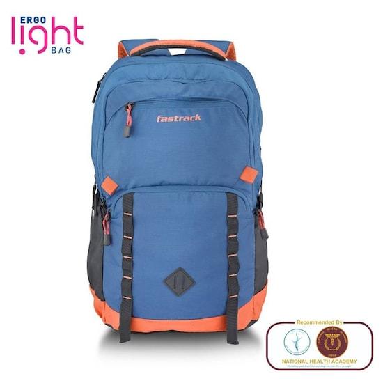 26a8565649160e Blue Rover ErgoLight Backpack   Fastrack