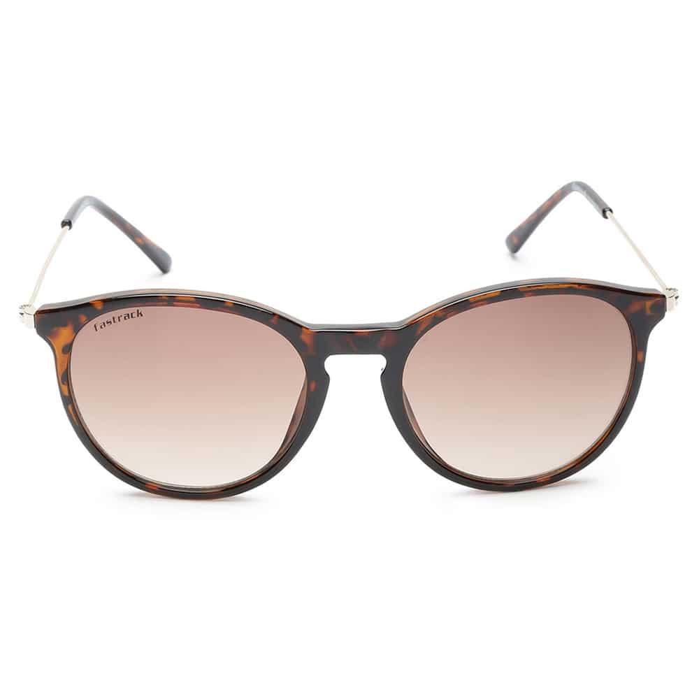 Sunglasses Gradient For Girls Shiny Brown TlFJcK1