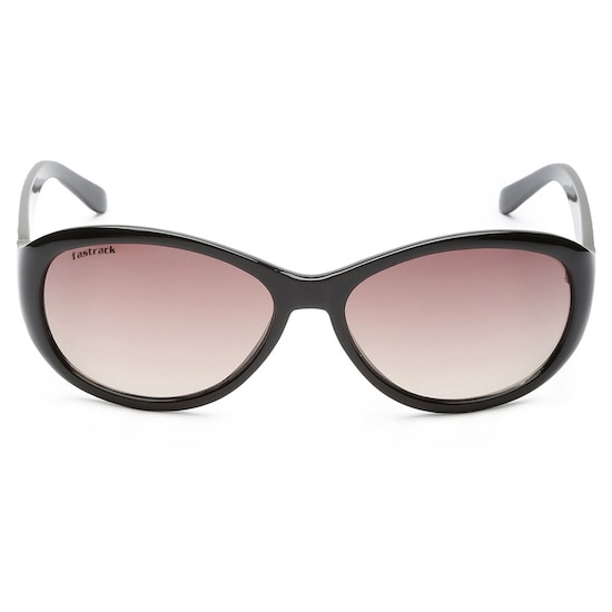2b183ecede ... Oval Shiny Black 100% UV Protected Sunglasses for Girls. Prev.  P188BR1F P ANGLEIMAGES FULLIMAGE 1
