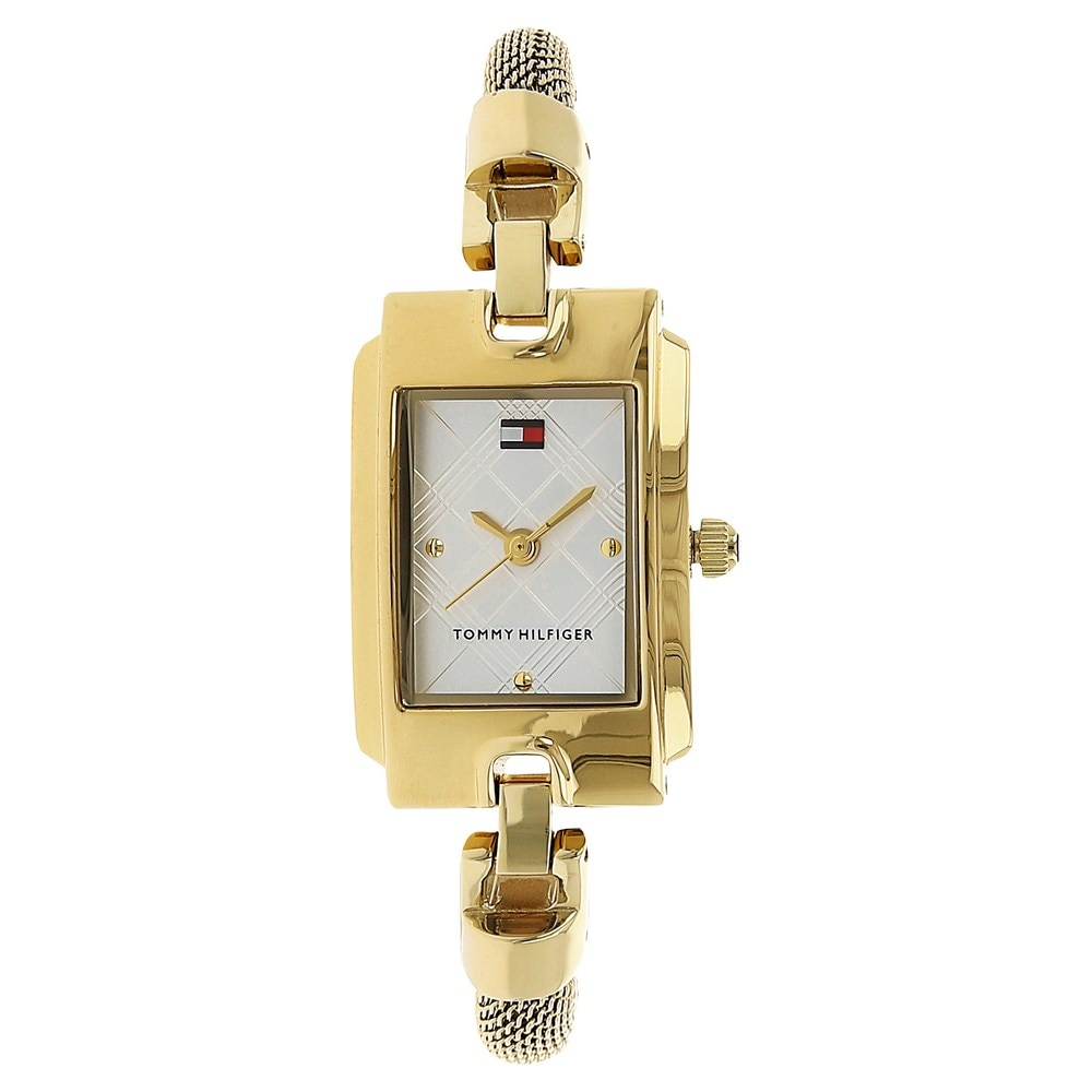 949bd2da43 Buy Tommy Hilfiger White Rectangle Dial Stainless Steel Strap Analog Watches  For Women NATH1780454 Buy Online at Best Price in India : Titan.co.in |  Titan