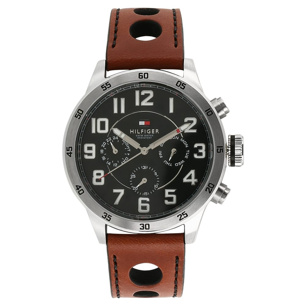 Buy Tommy Hilfiger Watches Online At Best Price In India Titan Coach Rubber Watch Authentic Black Dial Analog With Date Function