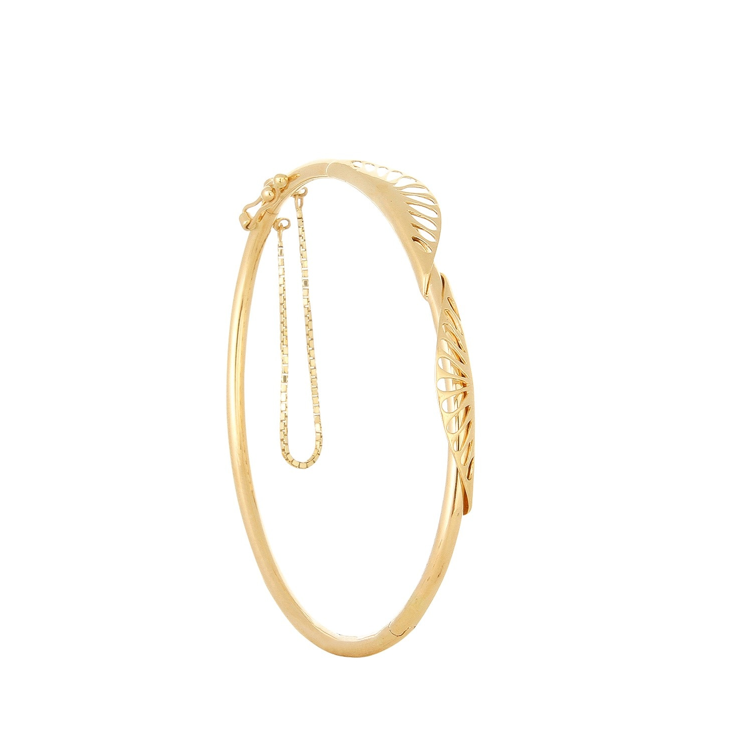 d3aa0257b1e64 Mia by Tanishq 14KT Yellow Gold Rolo Chain | Tanishq