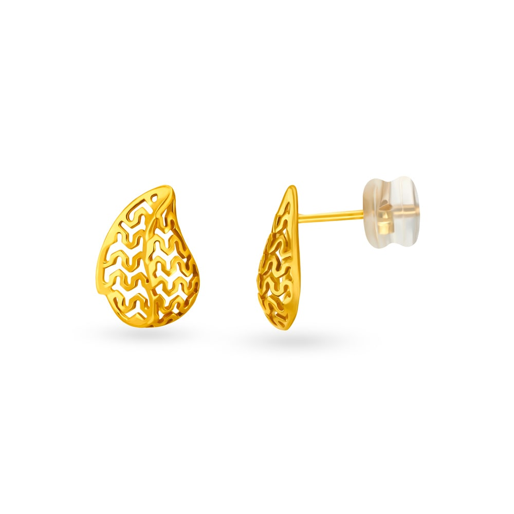 Gold Earing Designs