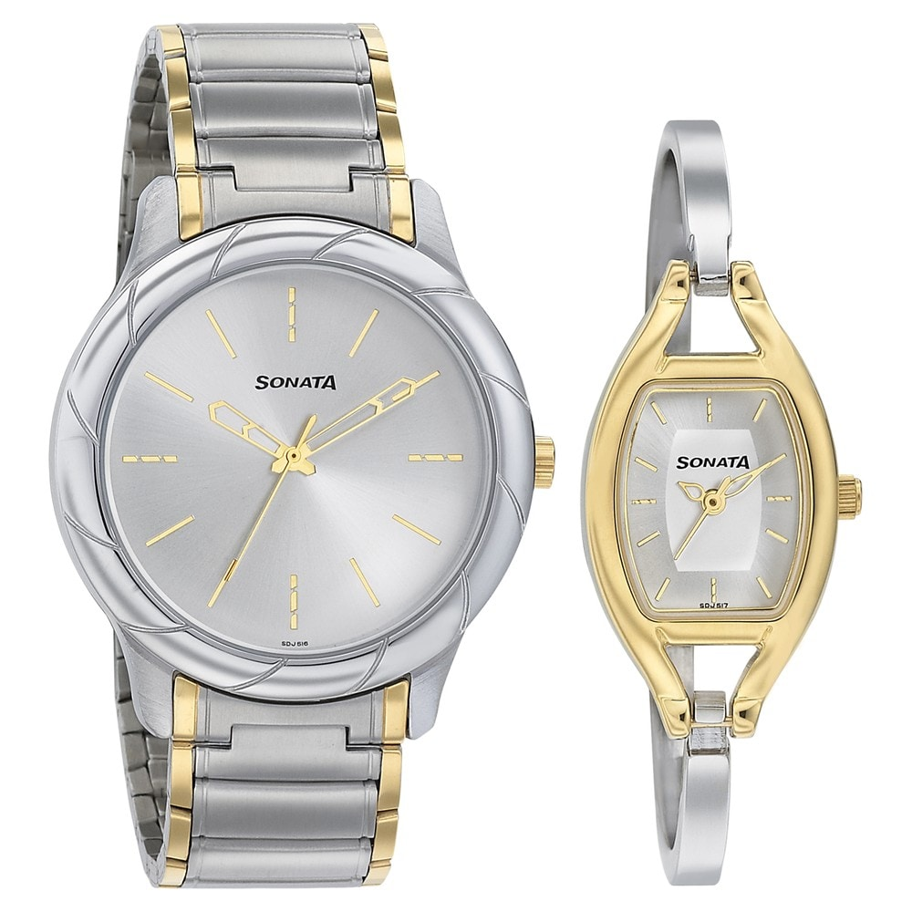 Image result for Sonata couple watches