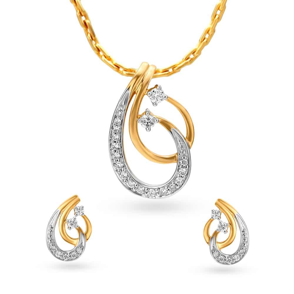 Tanishq Pendant Sets Buy 18kt Gold Diamond Pendant Sets Online In India,Unique Interior Design For Living Room