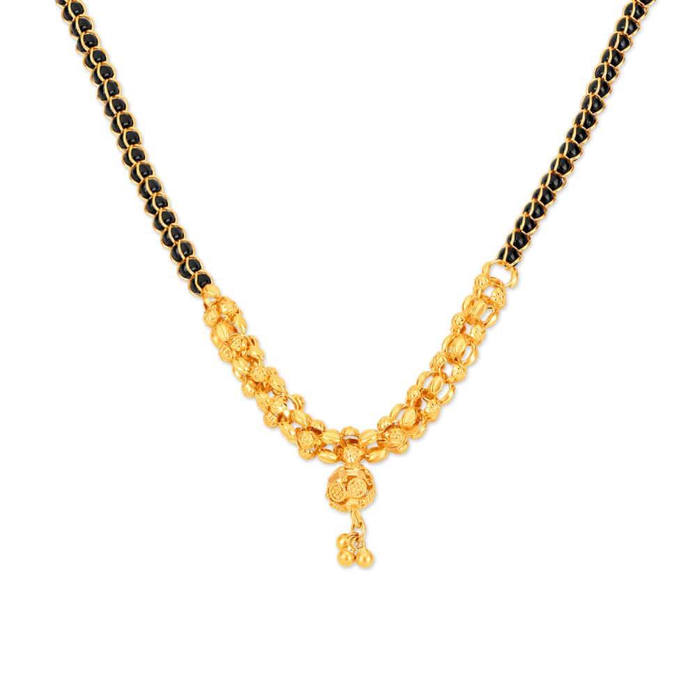 Tanishq 22kt Gold Mangalsutra