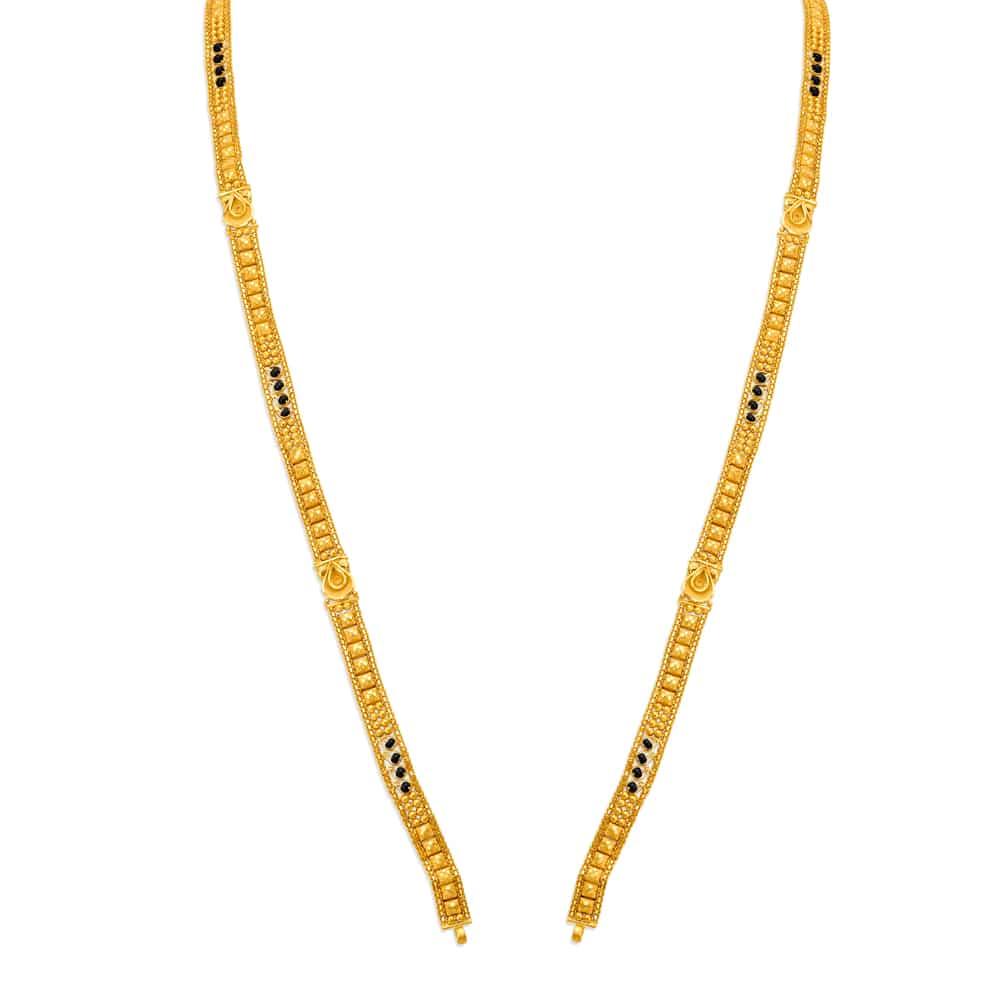Designs mangalsutra 40 gold gram 10 Latest