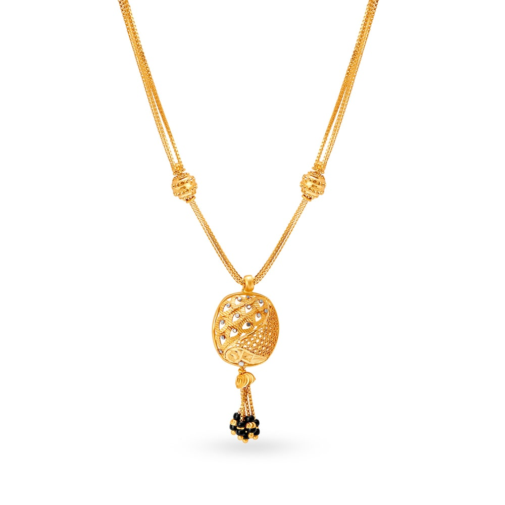 Buy Gold Mangalsutra Online At Best Prices Gold