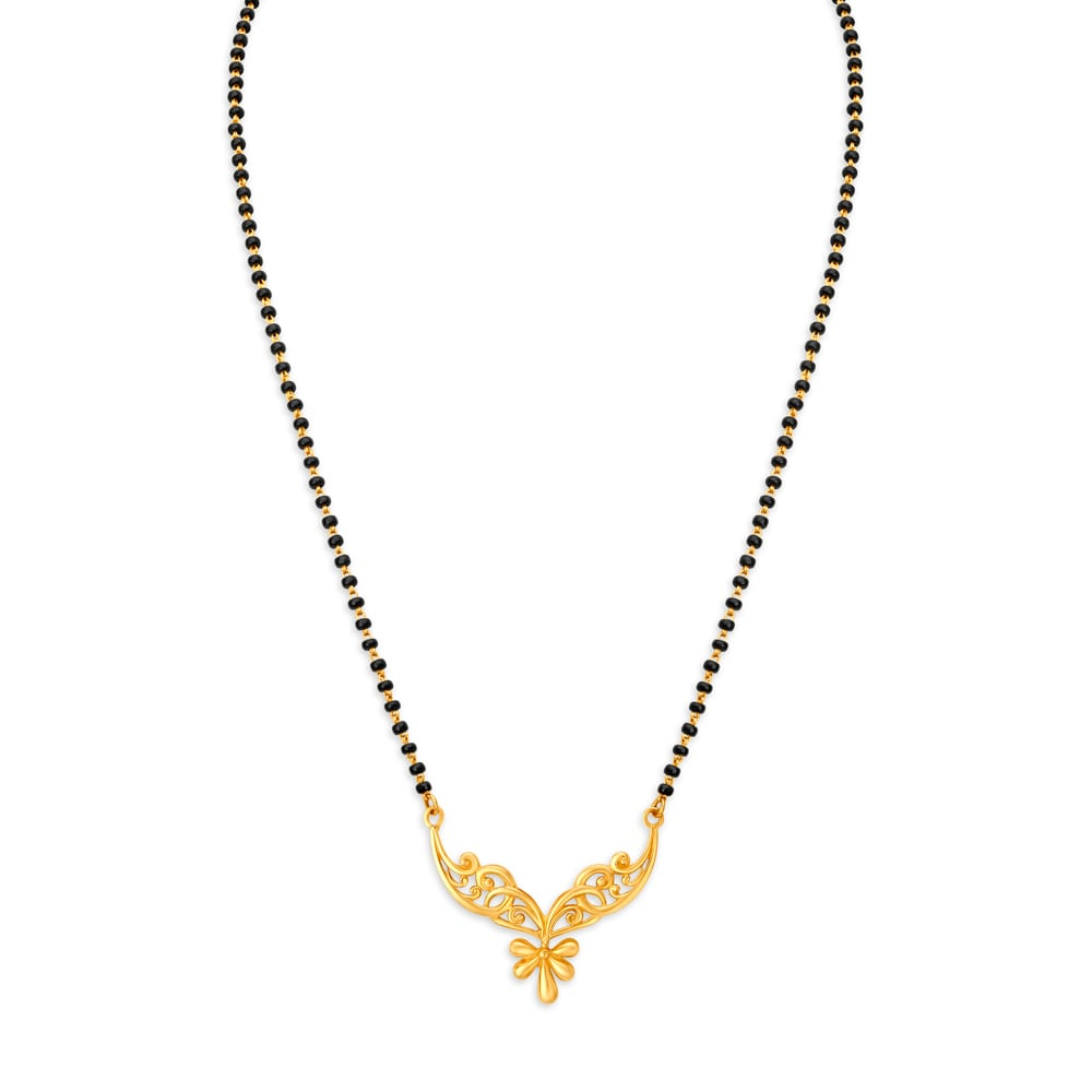 Buy Gold Mangalsutra Online Latest Mangalsutra Designs At Tanishq,Designer Tile And Stone