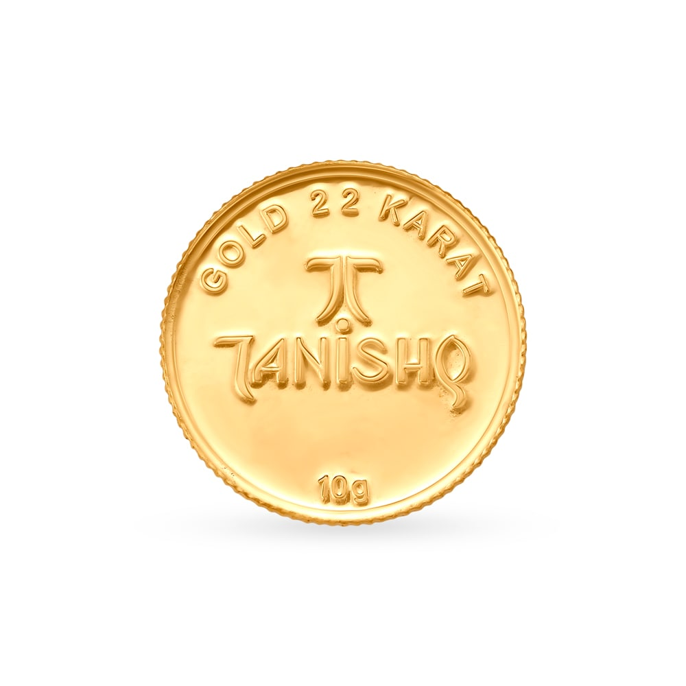 Tanishq Gold Coins Buy Gold Coins Online At Best Prices Gold Coin Rates In India