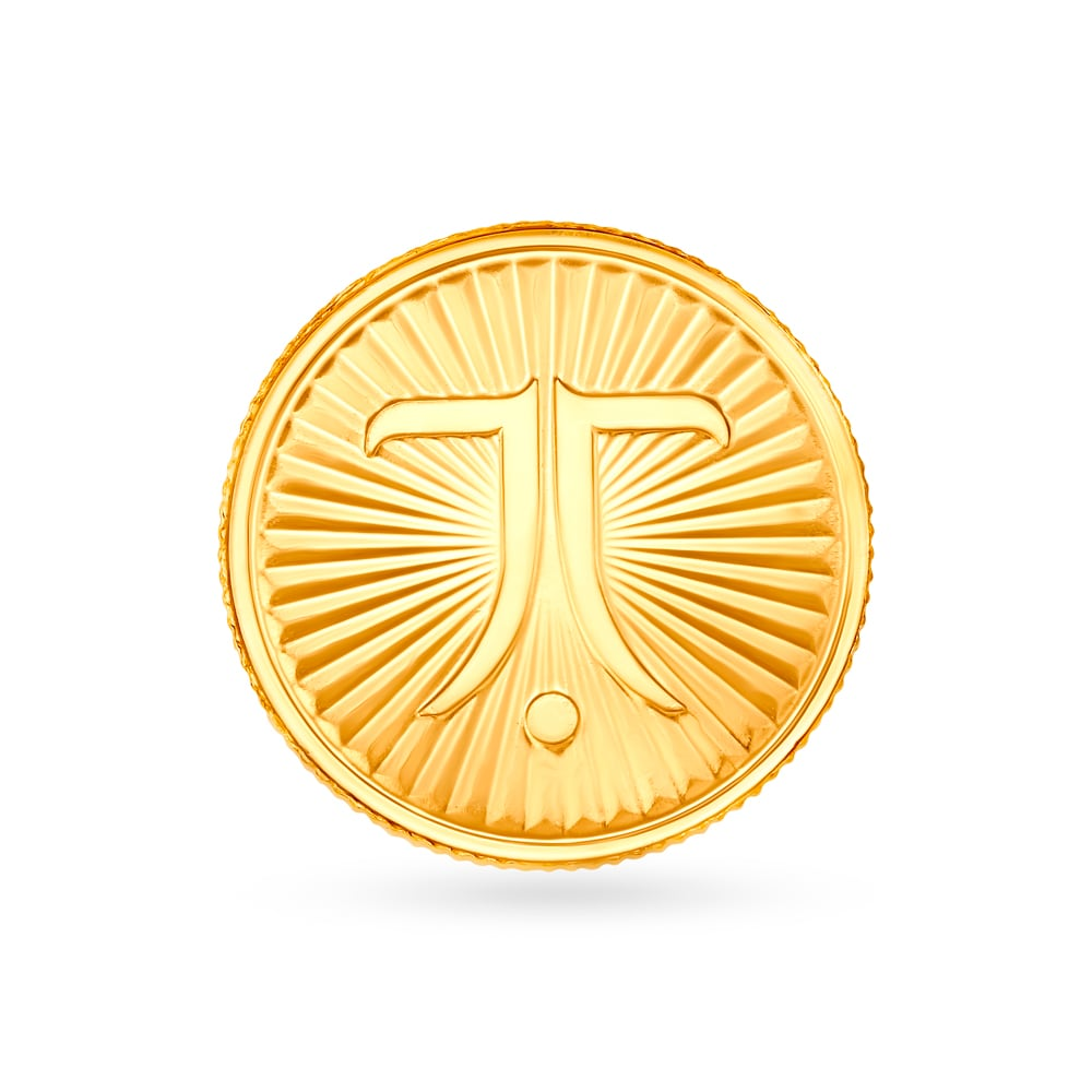 Tanishq Gold Coins Buy Gold Coins Online At Best Price