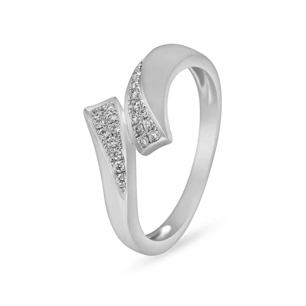 White Platinum Ring Inspira Platinum Ring Rs 4500 Gram Fatima Jewellers Id 16109074430