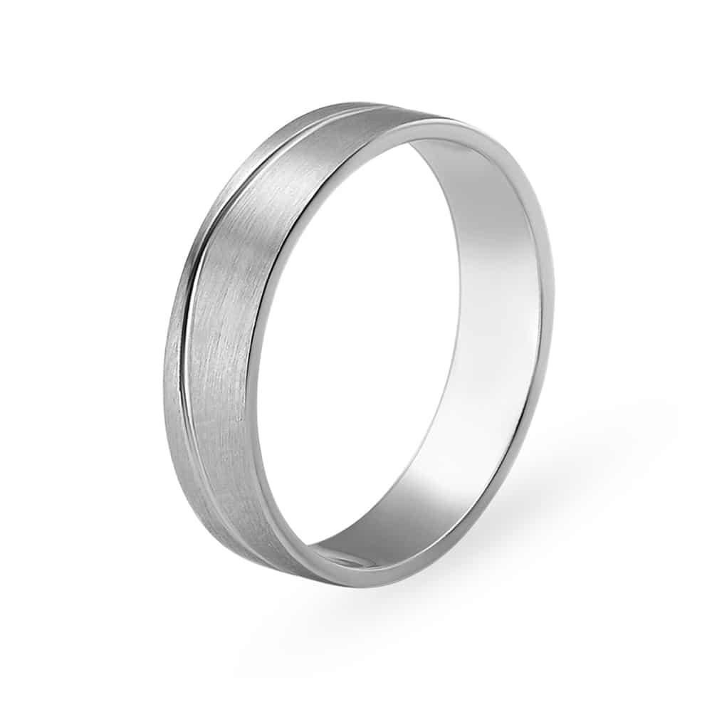 950 Platinum Ring Tanishq
