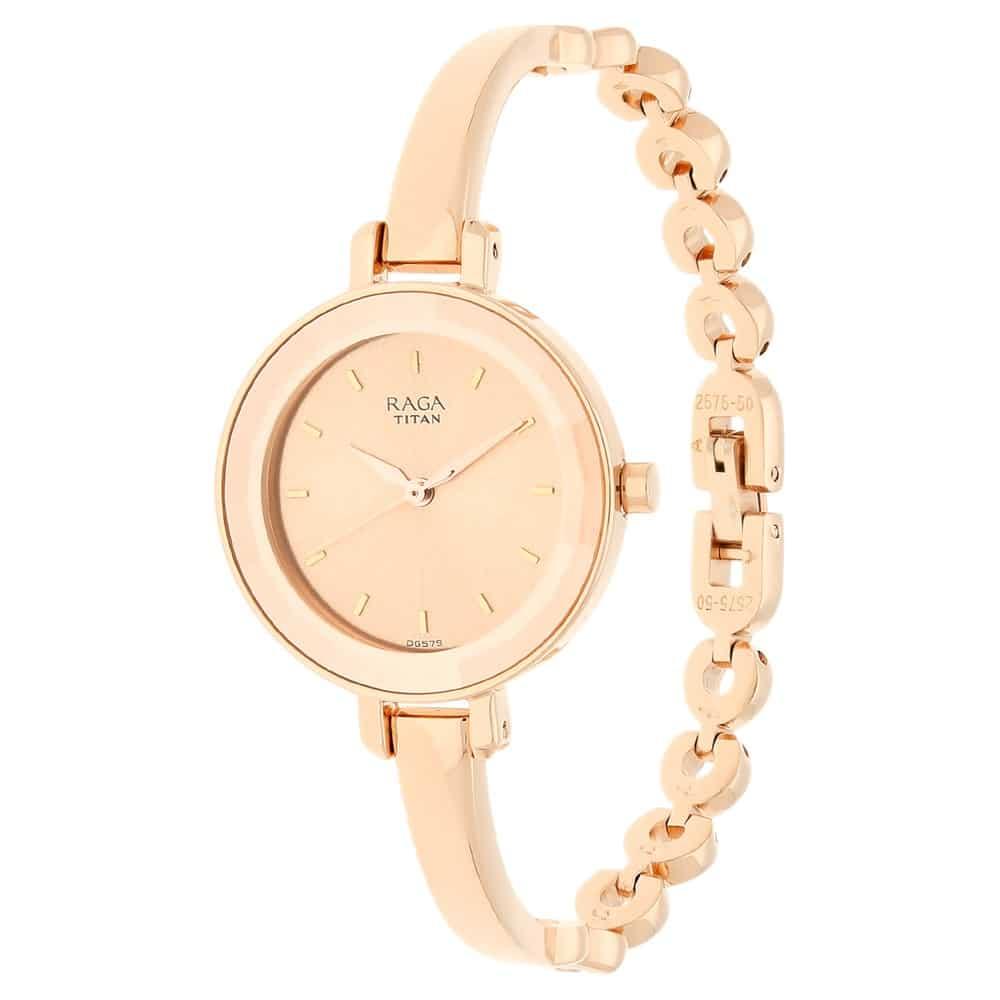 Ladies Titan watch with price