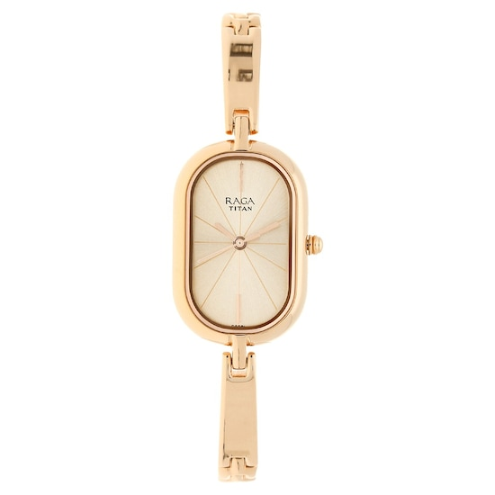 bad6a2f23bd Buy Titan Raga Rose Gold Special Dial Metal Strap Analog Watches For Women  2577WM01 Buy Online at Best Price in India   Titan.co.in