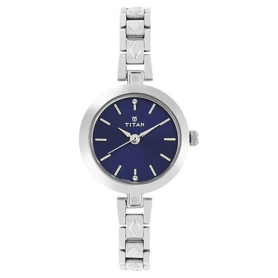 cf7cd560f8e HOME · WOMEN · Occasion  Blue Dial Silver Stainless Steel Strap Watch.  Prev. 2598SM02 P ANGLEIMAGES FULLIMAGE 1