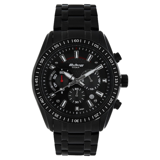 1aabccb9536 ... Octane Black Dial Stainless Steel Strap Watch. Prev. 90077NM01J P  ANGLEIMAGES FULLIMAGE 1