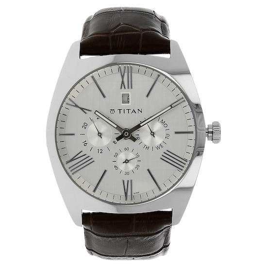 ba38491456 ... White Dial Brown Leather Strap Watch. Prev. 9476SL02J_P  ANGLEIMAGES_FULLIMAGE 1