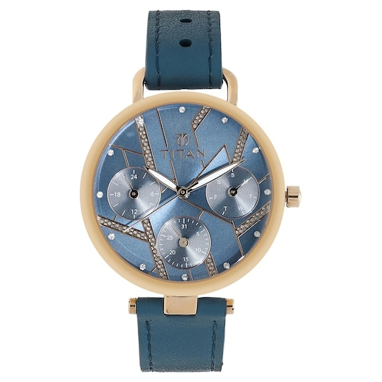 cd13df3c31 HOME · WOMEN · Fashion; Whimsy Rose Gold Dial Leather Watch. Prev.  95079WL02_P ANGLEIMAGES_FULLIMAGE 1