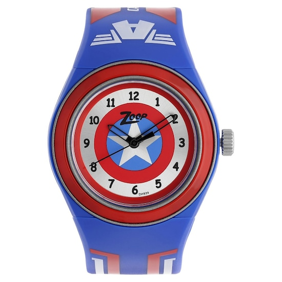 dcb0d6fd2 Buy Titan Multicolour Round Dial Plastic Strap Analog Watches For Kids  C4048PP18 Buy Online at Best Price in India   Titan.co.in