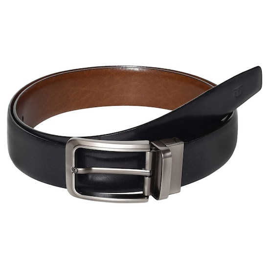 6561d2c6d Buy Titan Black   Brown Reversible Genuine Leather Belt with Pin Buckle for  Men Buy Online at Best Price in India   Titan.co.in