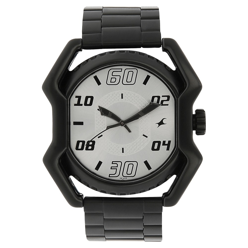 Buy Fastrack Analog Watch for Men 3112NM01C online @ Titan