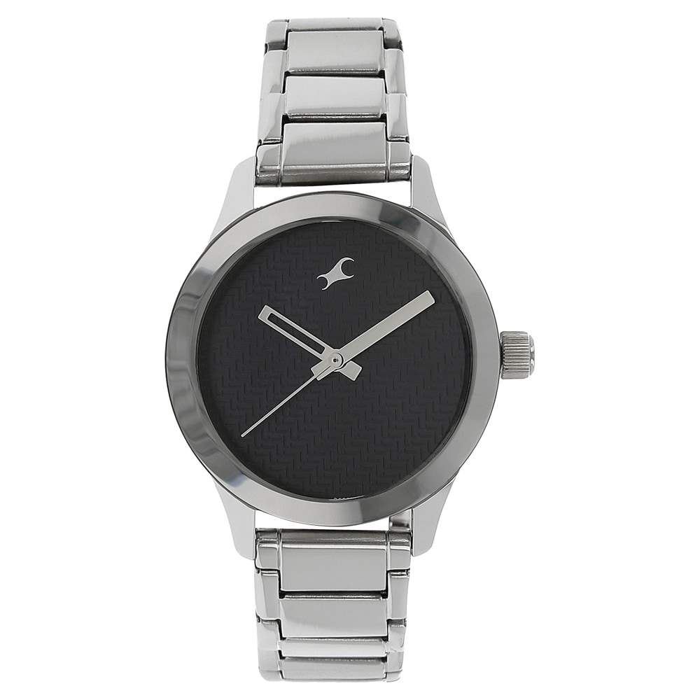 buy fastrack analog watch for women 6078sm04 at best price