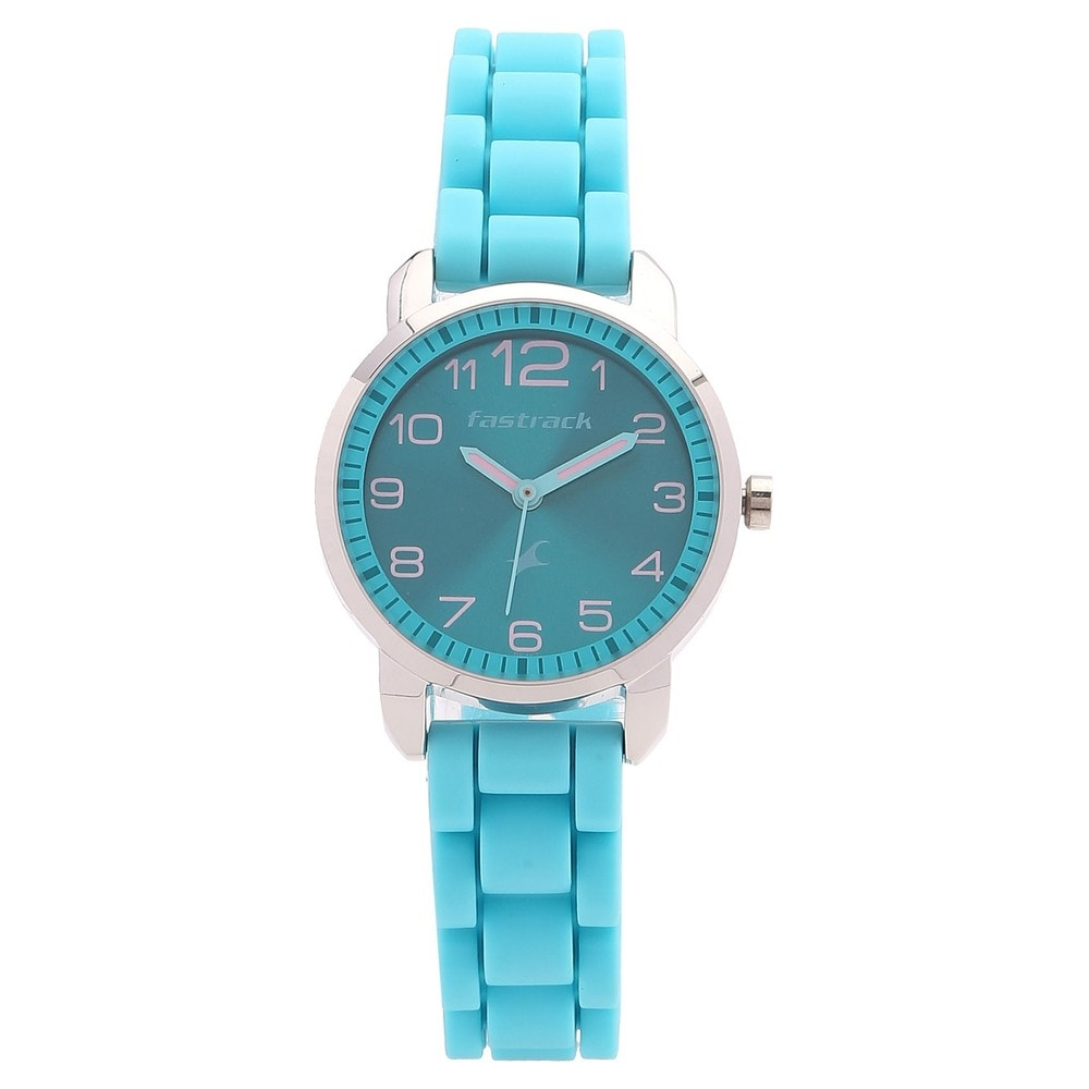 Fastrack Analog Round Watch for Women ID 6111SP02C Buy ... Fastrack Watches For Women New Arrivals