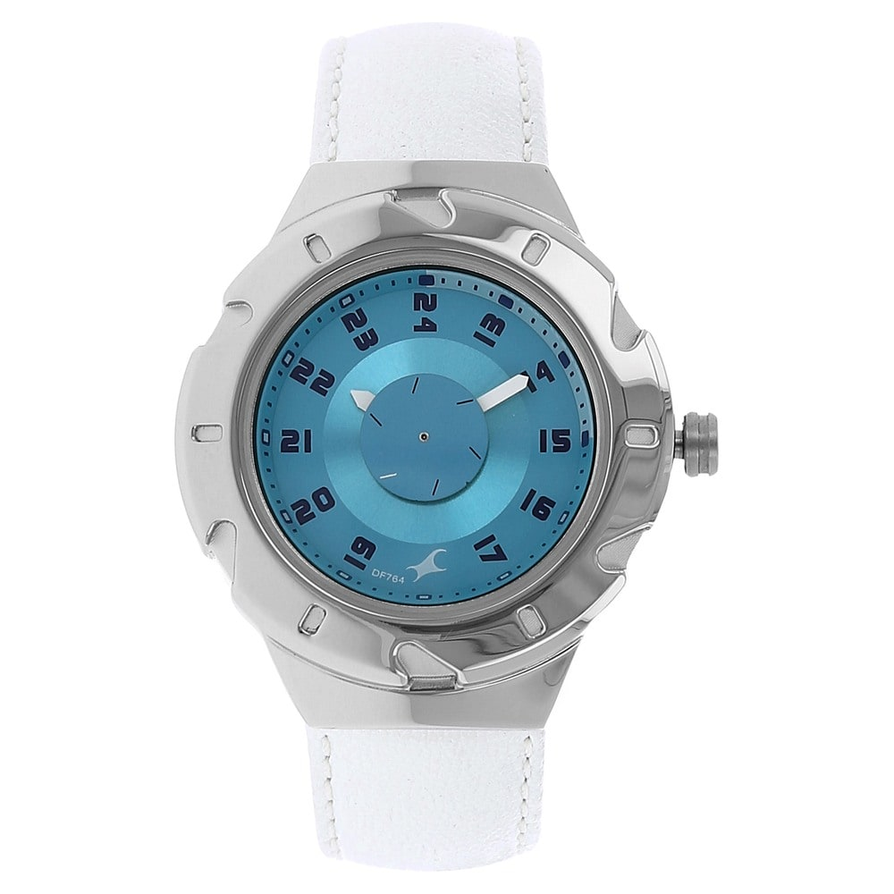 Fastrack Analog Round Watch for Women ID 6157SL02 Buy ... Fastrack Watches For Women New Arrivals