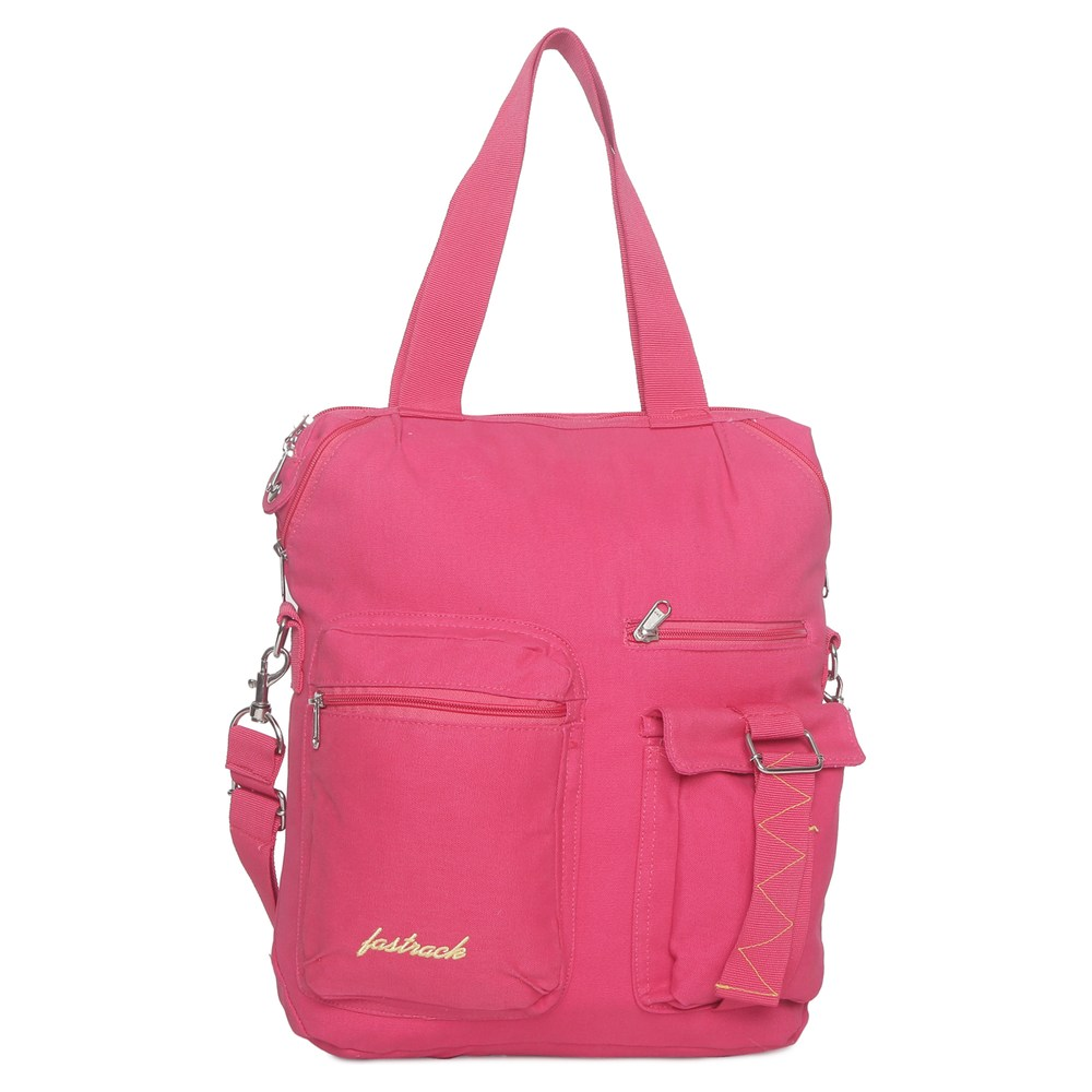 buy fastrack pink bag for women id a0537cpk01 online titan