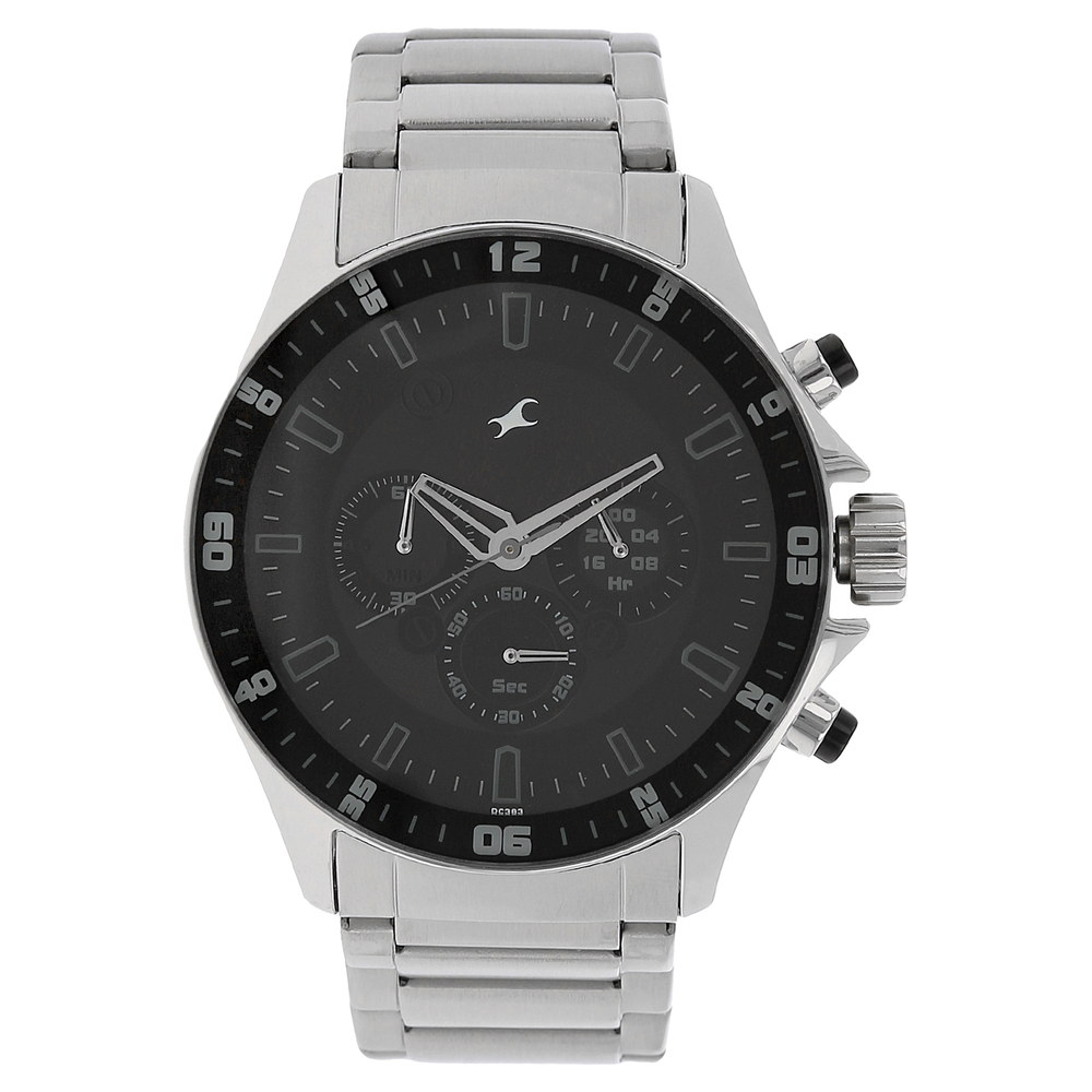 Buy Metal Fastrack Watch for Men ND3072SM01 At Best Price ...