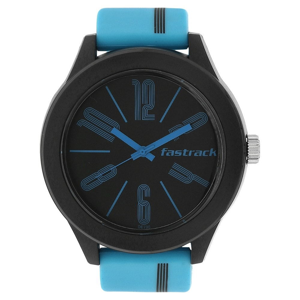 Buy fastrack analog watch for unisex ng38003pp10cj online for What watch to buy