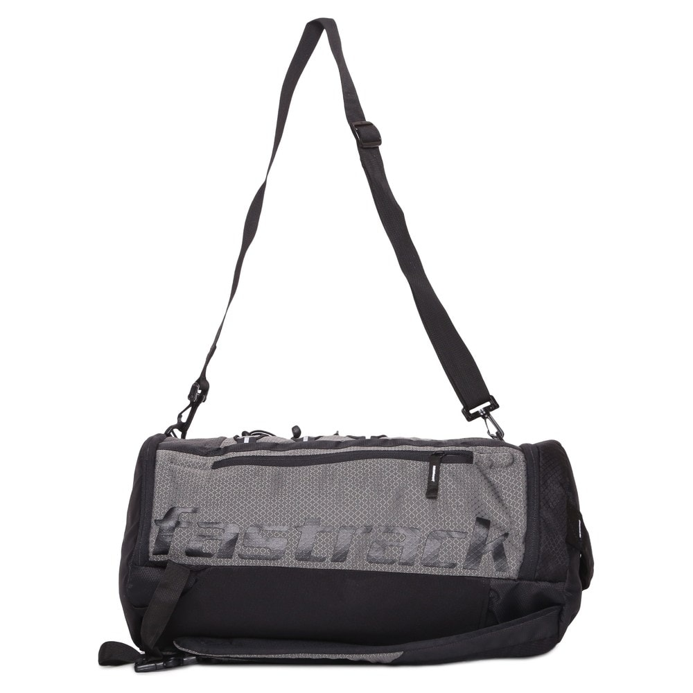 "Fastrack Grey 17"" Polyester Duffle ID A0613NGY01 Buy @ Titan"