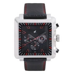 Fastrack Chronograph Watch For Men-3111SL01