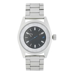 Fastrack Stainless Steel Strap Watch for Men