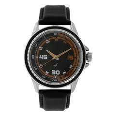 Fastrack Silver Men Watch 3142SL01