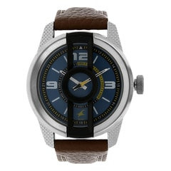 Fastrack Blue Dial Analog Watch for Men
