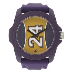 Fastrack Multicolour Dial Analog Unisex Watch