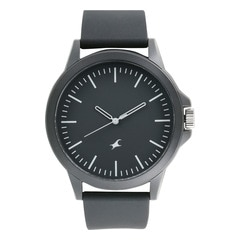 The Minimalists from Fastrack Tees - Black Dial Analog Watch