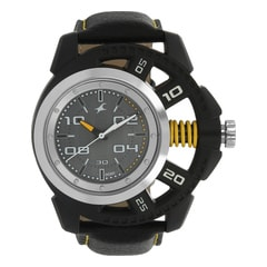 Fastrack MotorheadsGrey Dial Analog Watch for Men