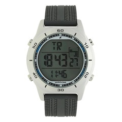 Fastrack Grey Strap Digital Watch for Men