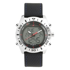 Fastrack Red dial Ana-Digi Watch for Men