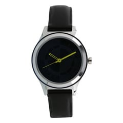 Fastrack Checkmate Black dial Analog Watch for Women-6152SL01