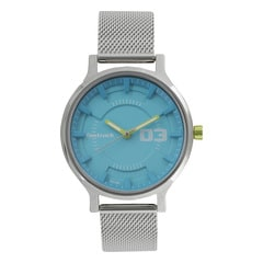 Fastrack Blue dial Analog Watch for Women