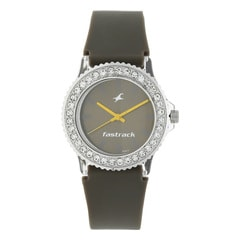 Fastrack Brown Dial Analog Watch for Women