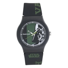 Fastrack Star Wars Green Dial Analog Unisex Watch